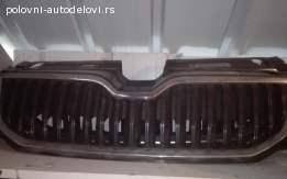 Maska branika octavia A7
