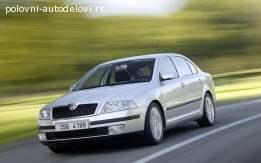 Maska branika Škoda Octavia A5