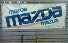 Mazda 121 323 323 f 626 i Xedos 6
