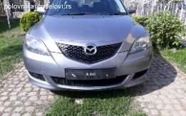 Mazda 3 delovi