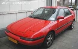 Mazda 323 F kompletan auto u delovima