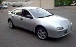 Mazda 323 f lantis hauba full