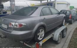 Mazda 6 1.8 benzinac