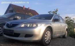 Mazda 6 karavan 2004 god