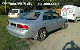 Mazda 626 2.0 16v b Delovi 061-6226-825 viber sms poziv bezi