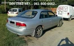 Mazda 626 2.0 16v b Delovi 061-6226-825 viber sms poziv