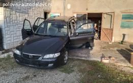 Mazda 626 2.0b 2001g