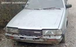 Mazda 626 GC sasija delovi