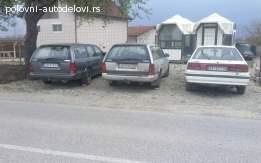 Mazda 626 karavan delovi