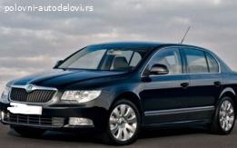 Menjač 6 brzina Škoda Superb 1.8tsi