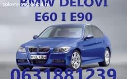 Menjac i delovi menjaca za BMW E60 i E90