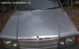 Mercedes 190D delovi