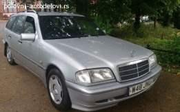 Mercedes 220 CDI kompletan auto u delovima