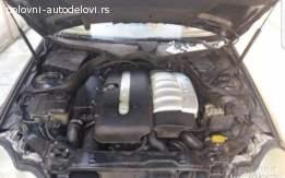 Mercedes 270 CDI OM612