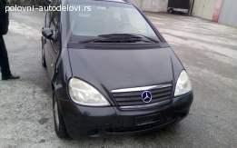 Mercedes A klasa W168 delovi