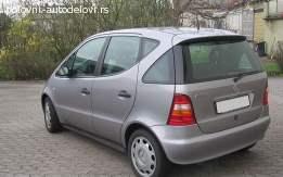 Mercedes A140, 160, 170 Delovi