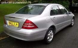 Mercedes-Benz stop svetla