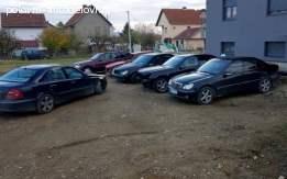 Mercedes C klasa 220 CDI delovi