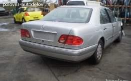 Mercedes C klasa E klasa od 1995 do 2010 delovi
