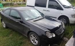 Mercedes C klasa sport coupe W203 u delovima