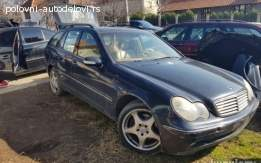 Mercedes C klasa w203 270 CDI delovi