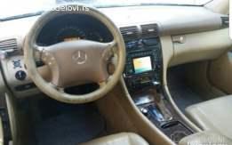 Mercedes C klasa w203 navigacija
