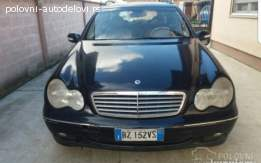 Mercedes delovi C 202 203 CLK 208 E 210 211 ML 163
