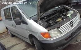 Mercedes delovi Vito 108, 110, 112