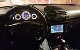 Mercedes E klasa w211 navigacija
