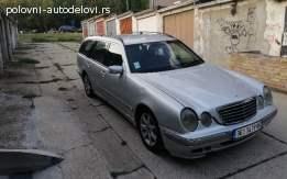Mercedes E200 2.2CDI delovi