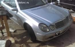 Mercedes E270 delovi