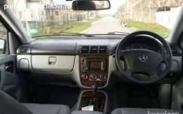 Mercedes ML W163 navigacija