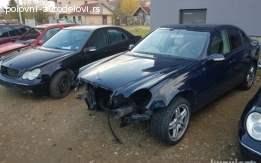 Mercedes polovni delovi i servis NIŠ