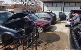 Mercedes polovni delovi NIŠ W202 W203 W208 W210 W211 W163