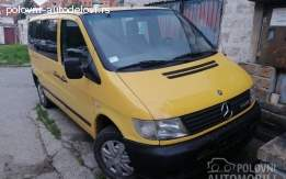 Mercedes VITO 2.2CDI delovi