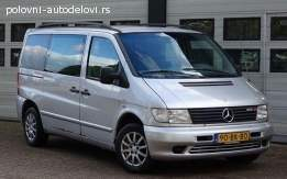 Mercedes VITO set kvacila