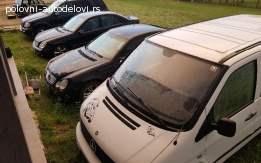 Mercedes Vito CDI W638 svi delovi
