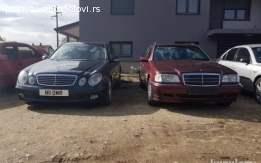 Mercedes W202 C klasa delovi