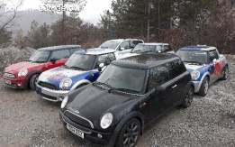 MINI ONE COOPER COOPERS CLUBMAN COUNTRYMAN