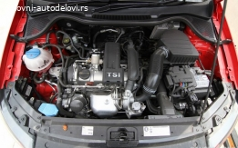 Motor 1.2 tsi kompletan delovi yeti,rapid,fabia,roomster