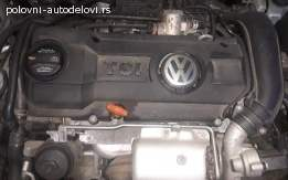 Motor 1.4 Tsi Vw Golf Pasat Touran