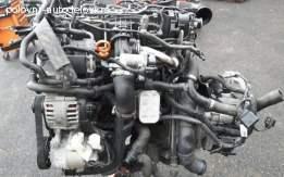 Motor 1.6 tdi kompletan u delovima