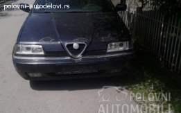 Motor i delovi / Delovi motora,  Alfa Romeo -  33, 164