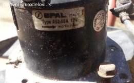 Motor sa ventilatorom