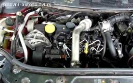 MOTOR ZA RENAULT SCENIC 1.5 DCI