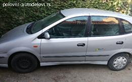 Nissan Almera Tinno- restyling