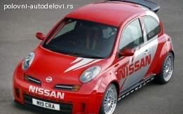 Nissan Micra K12 DELOVI