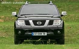 Nissan navara delovi