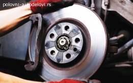 Obrada diskova i dobosa sa i bez skidanja i montiranja