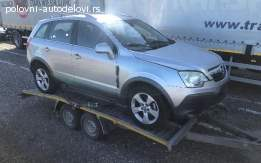 Opel Antara POLOVNI DELOVI 2.0 cdti 110kw/150ks 2007god